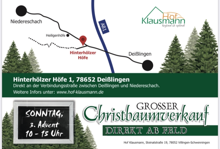 Christbaumverkauf_Deilingen